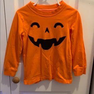 Toddler boy Halloween shirt. Carters 3T